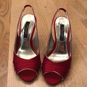 Red Nina New York heels